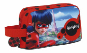 portadesayunos Flask Lady Bug 21.5 x 12 x 6.5