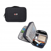 BUBM Travel Gadget Organiser Case Waterproof Electronics Accessories Storage Bag
