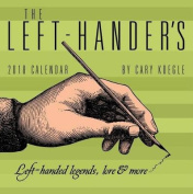 The Left-Handers 2018 Day-To-Day Calendar