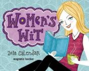 Women's Wit 2018 Mini Day-To-Day Calendar