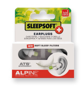 Alpine SleepSoft + Earplugs