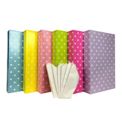 Set of Large Gift Boxes + Tissue Paper
