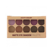 CITY colour Matte Eye Shadow Palette