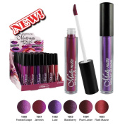 Set of 6 Colours Madly MATTE Lipgloss LG 1811~1818 Matte Lipgloss Set