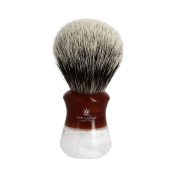 Vie-long 16510 Silvertip Badger Hair Shaving Brush with 23mm Knot