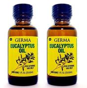 Eucalyptus Oil 30ml - Aceite de Eucalipto QTY-2