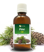 PINE OIL 100% NATURAL PURE UNDILUTED UNCUT ESSENTIAL OIL 50ML