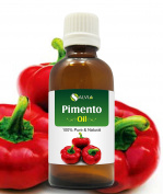 PIMENTO OIL 100% NATURAL PURE UNDILUTED UNCUT ESSENTIAL OIL 50ML