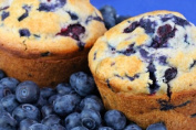 Blueberry Muffin Type Flavour Vapour - 200ml