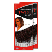 Diana Nubian Twist-Natural Nubian Twist Braid -Original