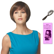 Peace by Gabor, Wig Galaxy Hair Loss Booklet, & Loop Brush (Bundle - 3 Items), Colour Chosen
