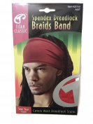 Titan Classic Spandex Dreadlock Braids Band -