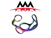 Barber Hairdressers Bracelet / Hair Scissors Bracelet / Shear Barber Bracelet Multi Colour / Rainbow Colour