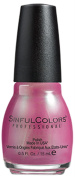 Sinful Colours Professional Nail Polish - #2195 Jam Out (Strawberry Shimmer) 15ml