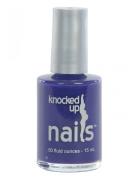 Fertile Myrtle Purple - Knocked Up Nails - Maternity Pregnancy Safe Nail Polish - Vegan & Gluten-Free - 5-Free …
