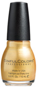 Sinful Colours Professional Nail Polish Luck of the Stylish Collection - Gilded Goddess