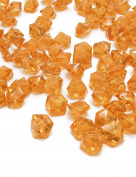 Acrylic Clear Ice Rock Cubes, Crystals Treasure Gems 150PCS
