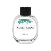 Amber Clear Perfume Oil - 100% Pure Premium Quality Perfume Oil