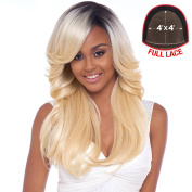 Harlem125 Synthetic Hair Lace Front Wig 4X4 Swiss Silk Base FLS 03
