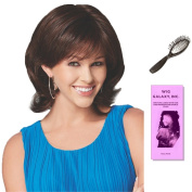 Passion by Gabor, Wig Galaxy Hair Loss Booklet, & Loop Brush (Bundle - 3 Items), Colour Chosen