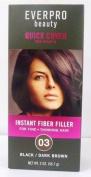 Everpro Beauty for Women Quick Cover Instant Fibre Filler 03 black Dark Brown 0ml