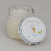 Good Earth Beauty Lip Scrub Vanilla all natural