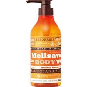 Mellsavon Herbal Green Refresh Body Wash 500ml by Mellsavon