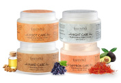Sattvik Organics Winter Care Kit • Helps Enhance & Soften Tired Complexion • Leaves Skin Looking Younger & Firmer • Moisturises Cracked Heels • Keeps Your Skin Super Soft