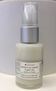 Monoi de Tahiti Oil-100% Natural-30ml Glass Bottle w/Pump