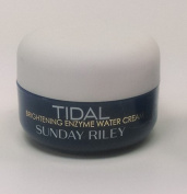 Sunday Riley Tidal Brightening Enzyme Water Cream Travel size 10ml