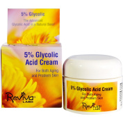 Reviva Labs Glycolic Acid Cream 5% - 45ml