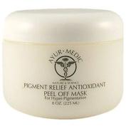 Ayur Medic Skincare Pigment Relief Antioxidant Peel Off Mask 240ml
