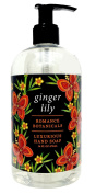 Greenwich Bay Romance Botanicals Hand Soap, Enriched with Shea Butter and Cocoa Butter 470ml