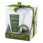 Foot Care Kit - Ginger Pear