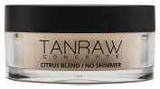 TAN IN THE RAW Ultra Drying Body Powder Citrus Blend