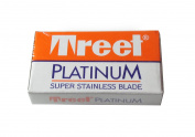 Treet Platinum Super Stainless Double Edge Razor Blades