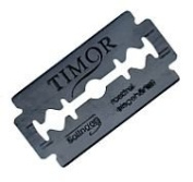 Timor 1325 Safety Razor - Polished Chrome (Long Handle) [Personal Care]