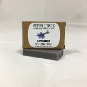 LAVENDER 30ml ORGANIC SOAP BAR BY WITCH HIPPIE