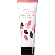 Bath and Body Works Signature Collection Body Cream with Natural Essential Oils