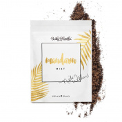 BodyBlendz Natural Arabica Coffee Mandarin Mist Body Scrub 210ml
