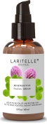 Laritelle Organic Regenerative Face Cream 60ml | Anti-Wrinkle Moisturiser to Restore Skin to Its Most Youthful, Radiant Appearance | NO GMO, Synthetic Fragrances, Phthalates, Sulphates, Parabens. GF