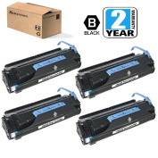 CRG106 Toner Cartridge 4 Pack Compatible for Canon MF6530 MF6531 MF6540 MF6550 MF6560 MF6580 MF6590 MF6595, Sirensky Brand