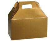 Nashville Wraps Gable Box 6 Count - Gold