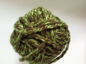 Loops & Threads Charisma Heather Yarn 1 Ball Green 90mls