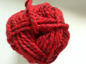 Loops & Threads Charisma Heather Yarn 1 Ball Red 90mls