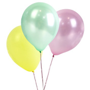 Talking Tables PASTEL-BALL 30cm Pastel Balloons (16 Pack), Multicolor