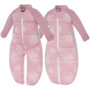 ergopouch 2.5 Tog Sleep Suit Bag, Dandelion, 12-36 months