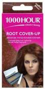 1000 Hour Root Cover-Up Brush-On Tinted Powder Water Resistant 4 Colours!