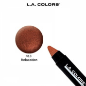 3 Pack L.A. Colours Cosmetics Jumbo Eye Pencil 413 Relaxation