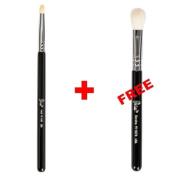 Bundle - Petal Beauty Pencil makeup Brush + FREE $9 Value Eye Blending Brush